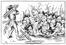 the plague catastrophe in europe in the middle ages The late middle ages: crisis and recovery, 1300-1450 i crisis (1300-1400)  in 1347, though, a new plague struck europe and hit rich and poor alike: the black.