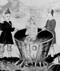 Talmud תלמוד by Tzvee Zahavy: Talmud says Jesus is punished in Hell
