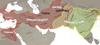 greek & mauryan empires